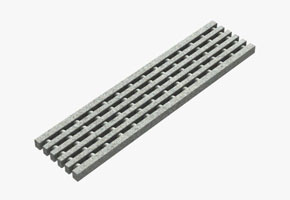 Modern Trench Grates