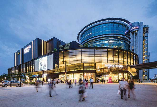 Jonite Projects - Singpost Centre