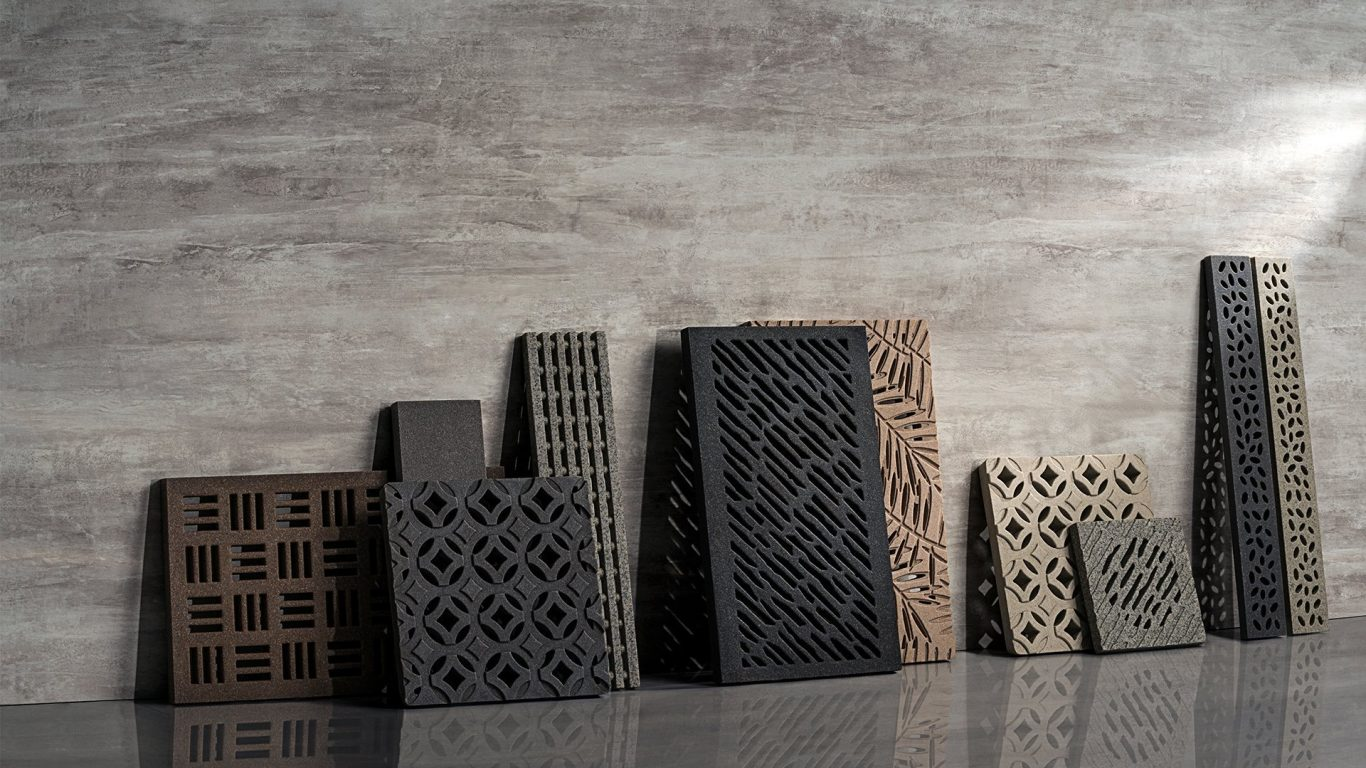 Jonite is inspired by the natural beauty of stone. A variety of reconstituted stone products.